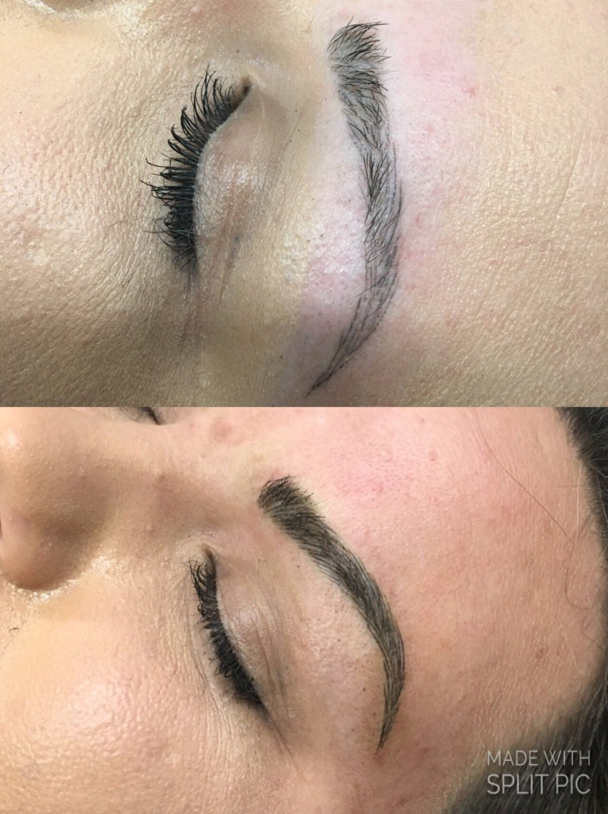 Before & After 05 - DFW Microblading of Murrieta and Temecula