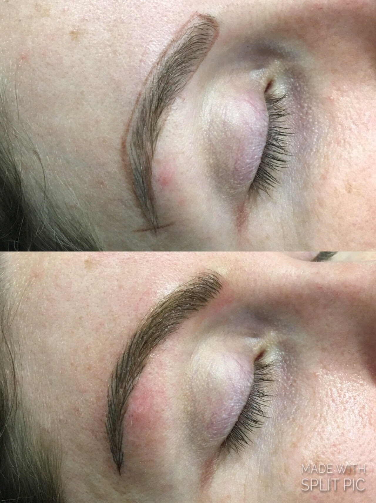 Before & After 08 - DFW Microblading of Murrieta and Temecula