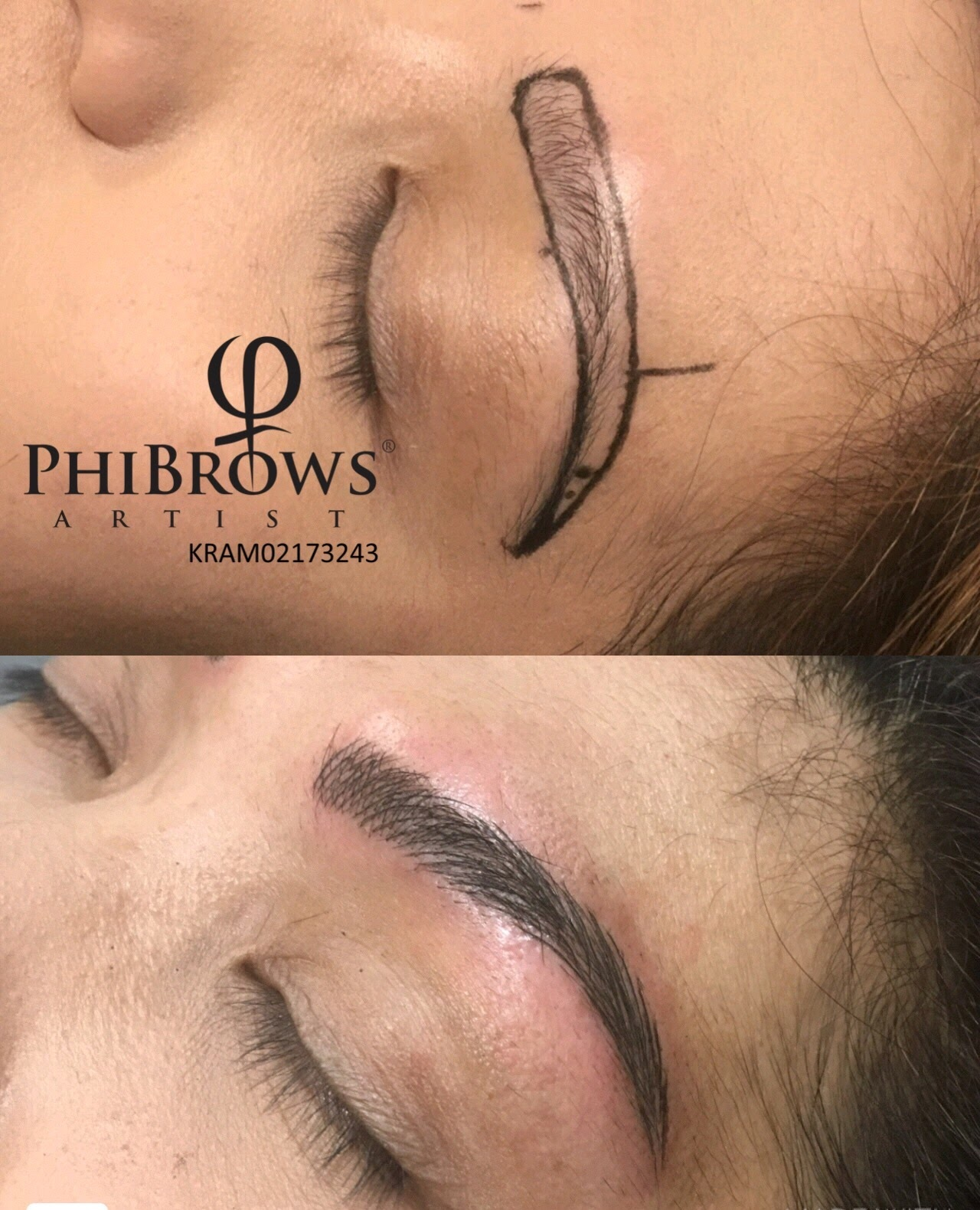 Before & After 10 - DFW Microblading of Murrieta and Temecula