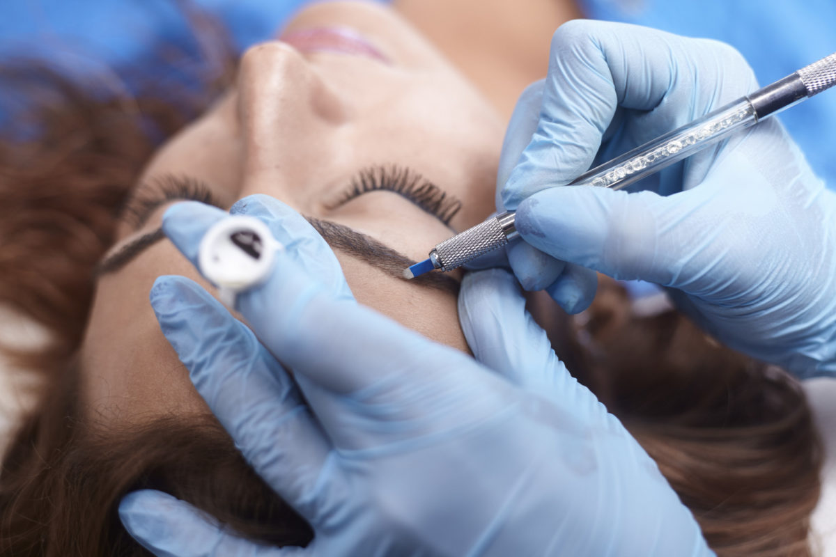 Microblading in Riverside